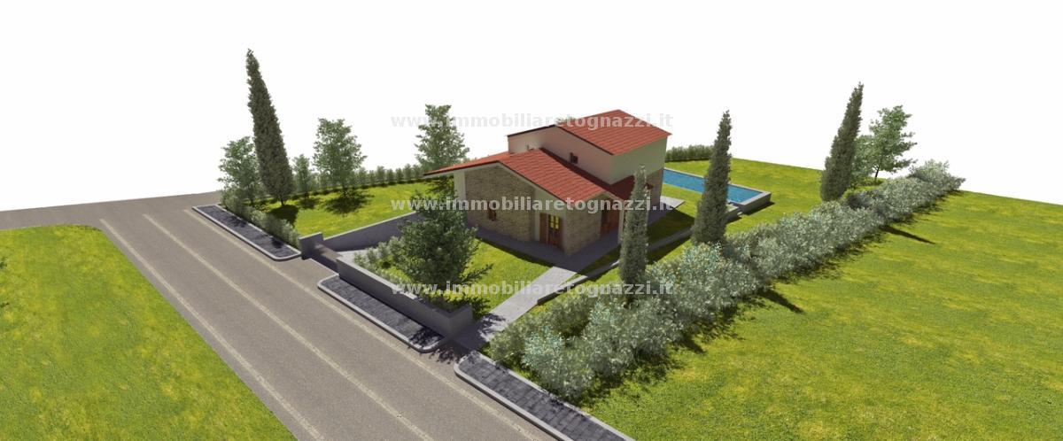 Terreno Edificabile Residenziale in Vendita a Montaione