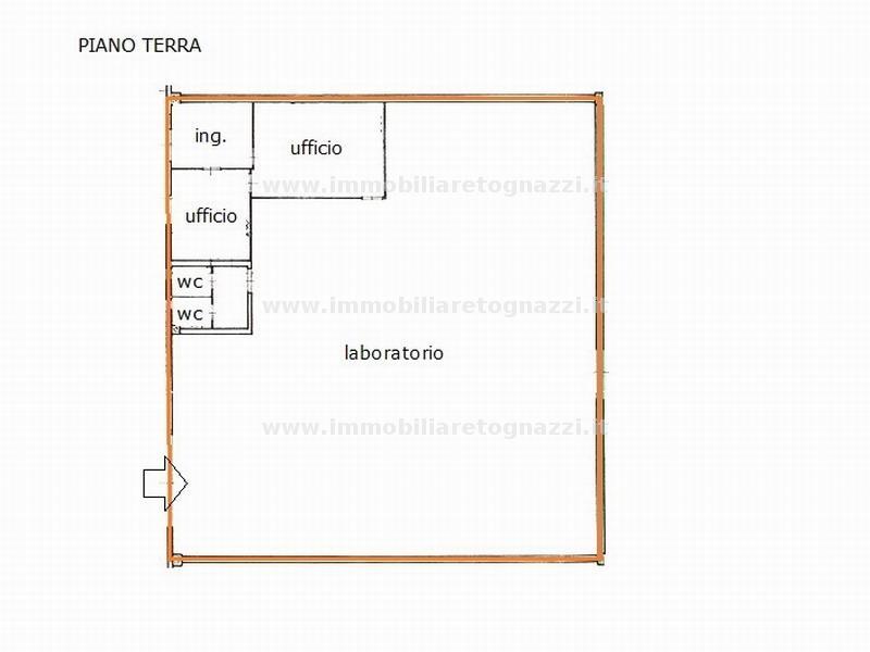 Capannone in vendita a San Gimignano, 1 locali, prezzo € 120.000 | Cambio Casa.it