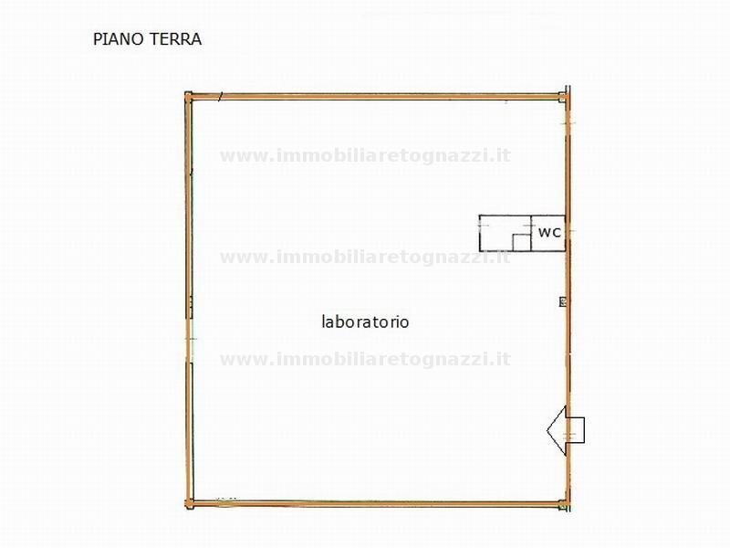 Capannone in vendita a San Gimignano, 1 locali, prezzo € 120.000   CambioCasa.it