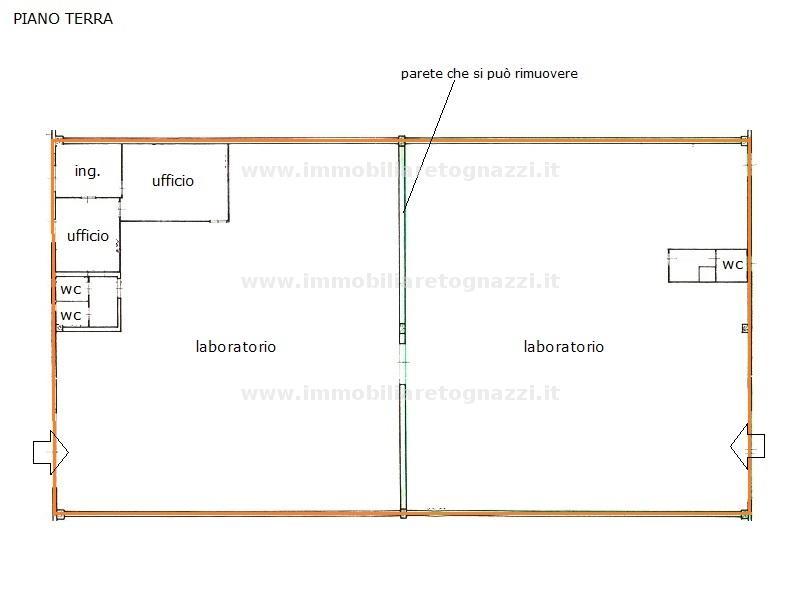 Capannone in vendita a San Gimignano, 2 locali, prezzo € 240.000 | Cambio Casa.it
