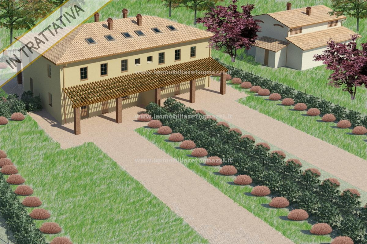 Vai alla scheda: Villa a schiera Vendita - Certaldo (FI) - Codice -150424