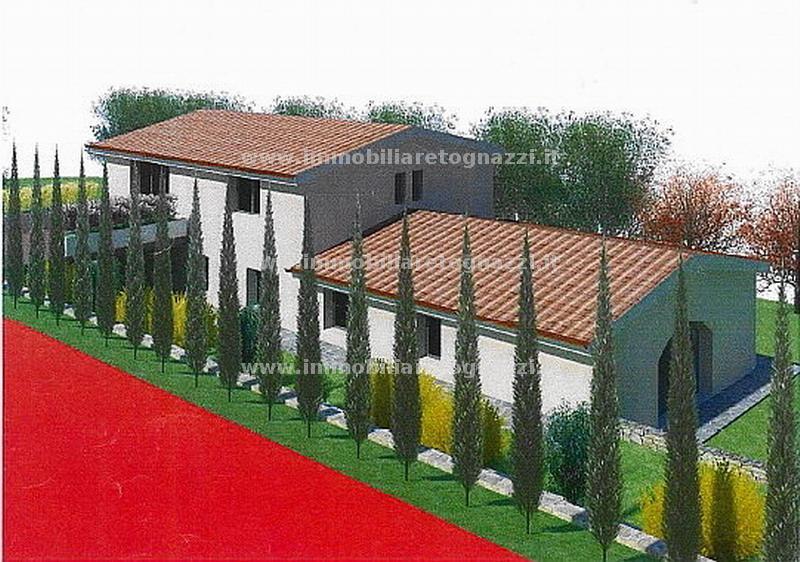 Villa in vendita a Certaldo, 3 locali, prezzo € 270.000 | Cambio Casa.it