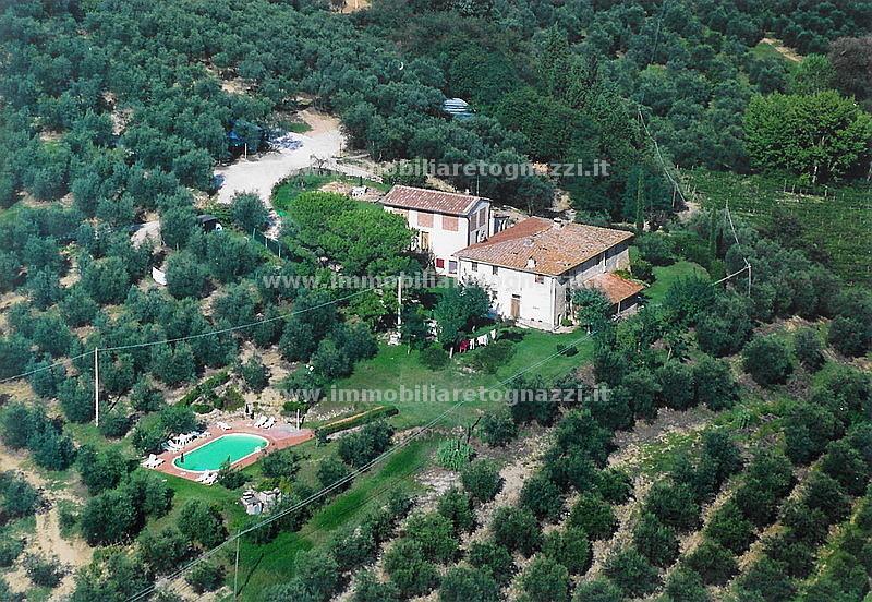 Azienda Agricola in vendita a Certaldo, 10 locali, Prezzo trattabile | Cambio Casa.it