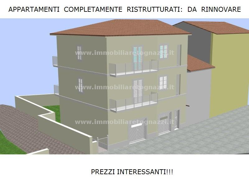 Appartamento in vendita a Certaldo, 4 locali, prezzo € 155.000 | CambioCasa.it