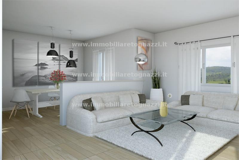 Appartamento in vendita a Barberino Val d'Elsa, 5 locali, prezzo € 340.000 | CambioCasa.it