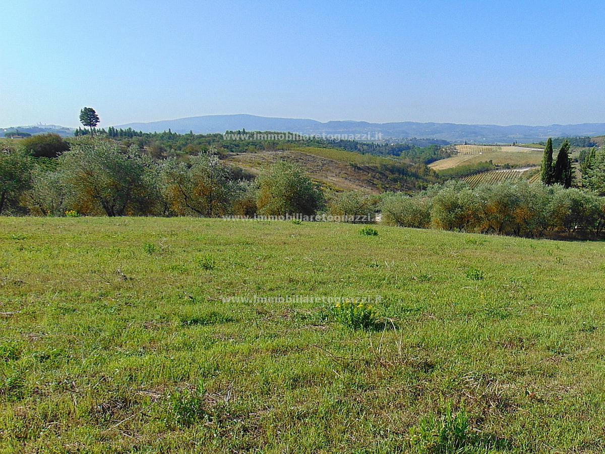 Terreno Edificabile Residenziale in vendita a Certaldo, 9999 locali, prezzo € 100.000 | CambioCasa.it