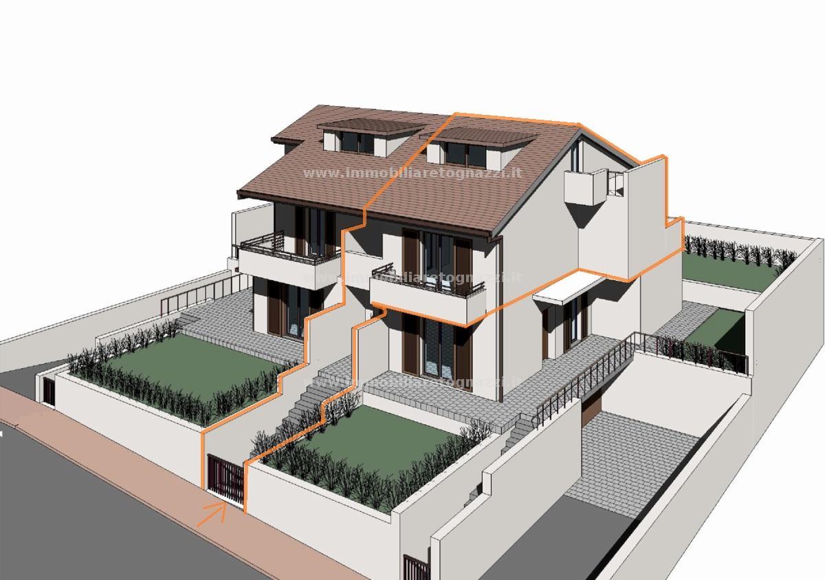 Appartamento in vendita a Gambassi Terme, 6 locali, prezzo € 355.000 | Cambio Casa.it