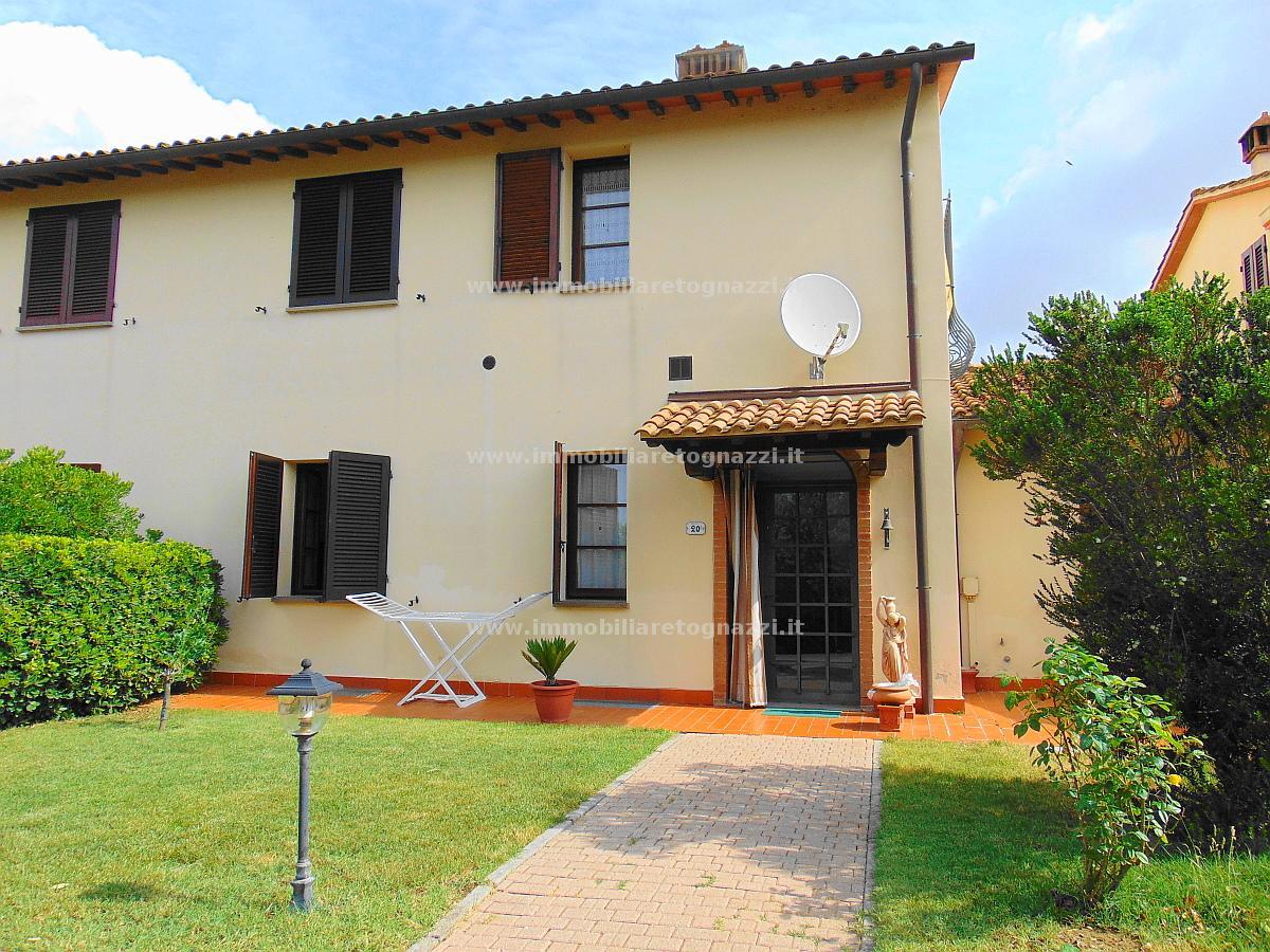 Vai alla scheda: Villa a schiera Vendita - Castelfiorentino (FI) - Codice -UN17064