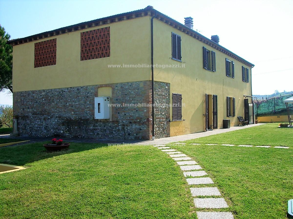 Vai alla scheda: Rustico / Casale / Corte Vendita - San Gimignano (SI) - Codice -10522