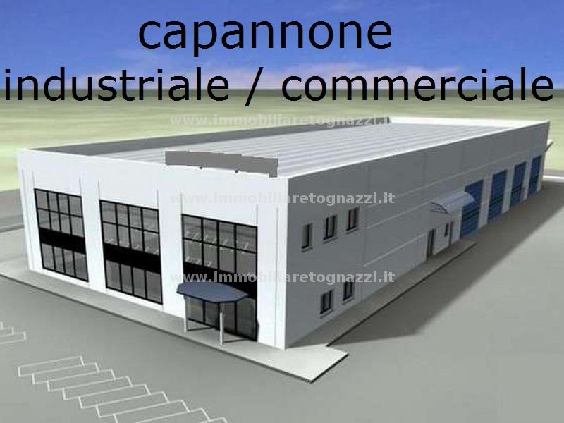 Capannone in vendita a Certaldo, 10 locali, Trattative riservate | Cambio Casa.it