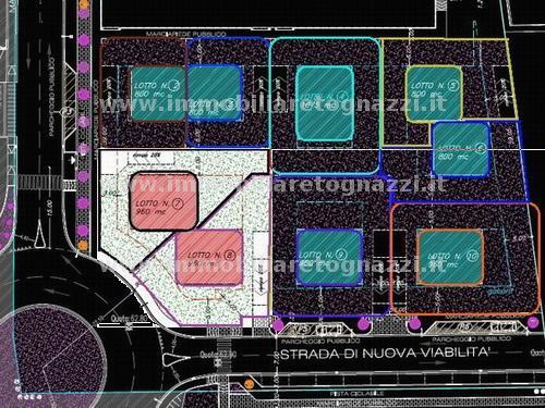 Terreno Edificabile Residenziale in vendita a Certaldo, 9999 locali, prezzo € 560.000 | Cambio Casa.it