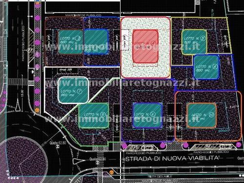 Terreno Edificabile Residenziale in vendita a Certaldo, 9999 locali, prezzo € 340.000 | Cambio Casa.it