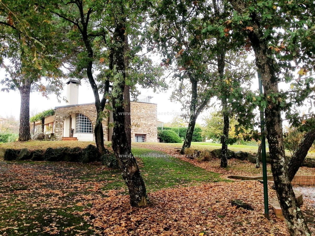 Villa in vendita a Gambassi Terme, 7 locali, Prezzo trattabile | Cambio Casa.it