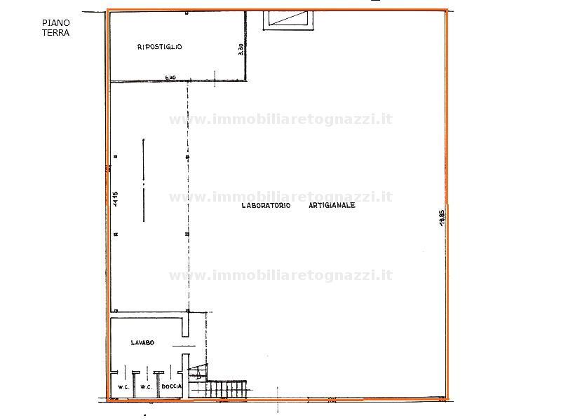 Capannone in vendita a Certaldo, 1 locali, prezzo € 140.000 | Cambio Casa.it