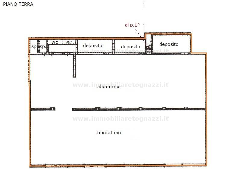 Capannone in vendita a Certaldo, 2 locali, prezzo € 390.000 | Cambio Casa.it