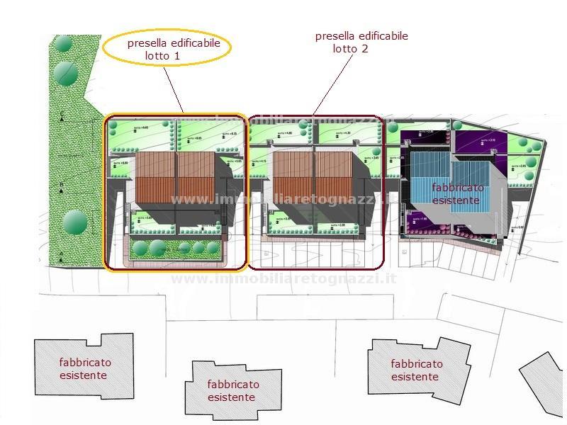 Terreno Edificabile Residenziale in Vendita a Gambassi Terme