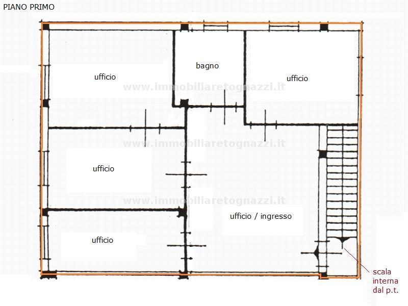 Ufficio / Studio in affitto a Certaldo, 5 locali, prezzo € 700 | Cambio Casa.it