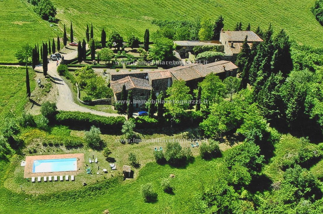 Azienda Agricola in vendita a Castellina in Chianti, 10 locali, prezzo € 2.500.000 | Cambio Casa.it