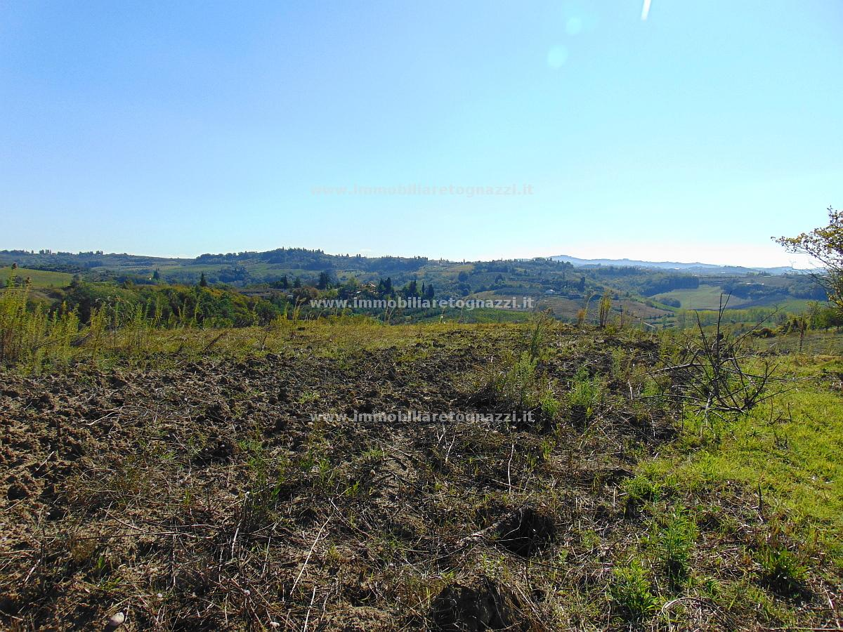 Terreno Edificabile Residenziale in Vendita a Montespertoli