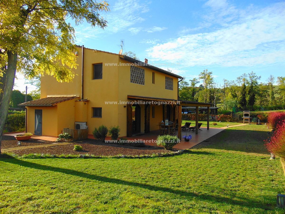Villa in vendita a Certaldo, 8 locali, prezzo € 455.000 | Cambio Casa.it