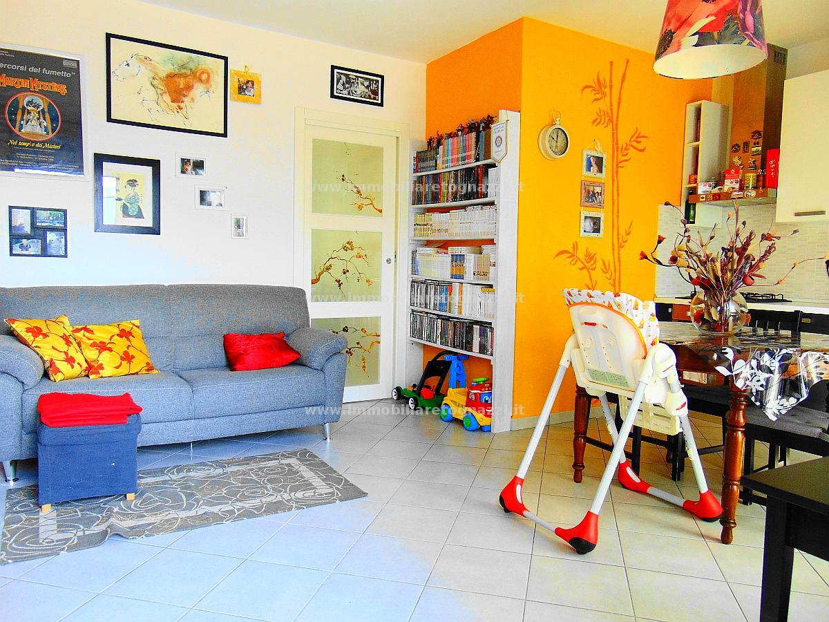 Appartamento in vendita a Gambassi Terme, 3 locali, prezzo € 165.000 | Cambio Casa.it