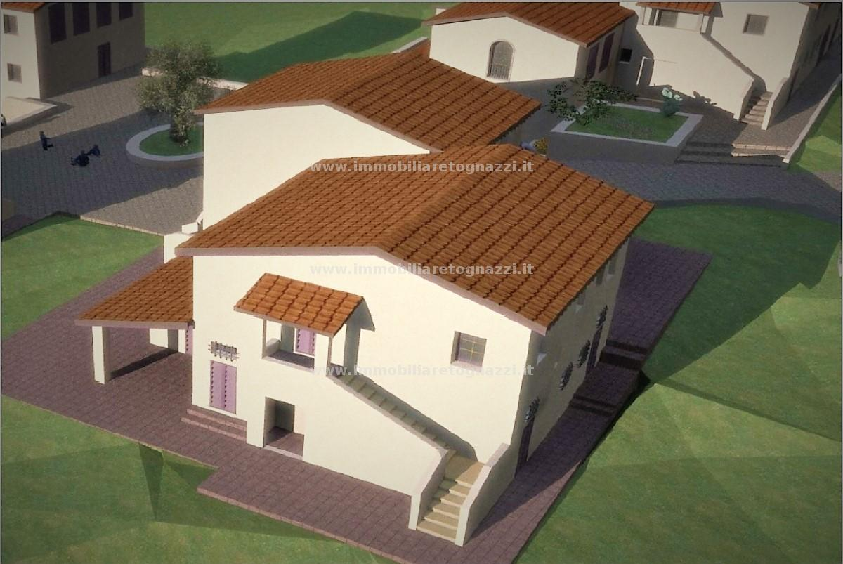Appartamento in vendita a Gambassi Terme, 4 locali, prezzo € 220.000 | CambioCasa.it