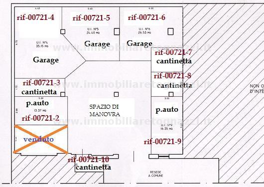 Box / Garage in vendita a Certaldo, 1 locali, prezzo € 40.000 | Cambio Casa.it