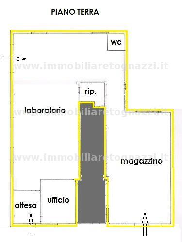 Laboratorio in vendita a Certaldo, 3 locali, prezzo € 195.000 | Cambio Casa.it