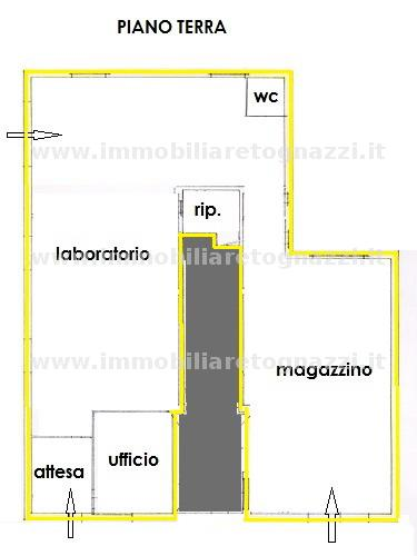 Laboratorio in vendita a Certaldo, 3 locali, prezzo € 150.000   CambioCasa.it