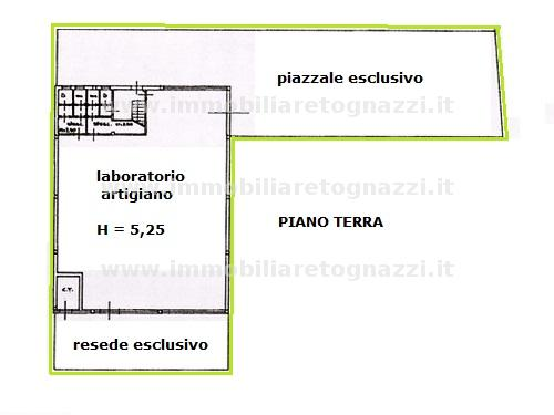 Capannone in vendita a Certaldo, 1 locali, prezzo € 210.000 | Cambio Casa.it