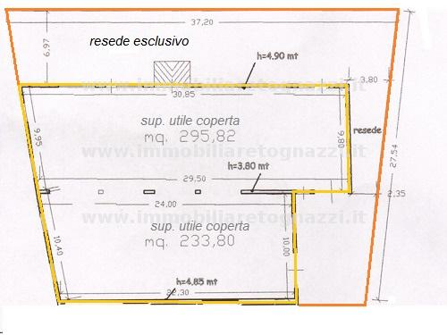 Immobile Commerciale in affitto a Certaldo, 2 locali, prezzo € 2.200 | Cambio Casa.it