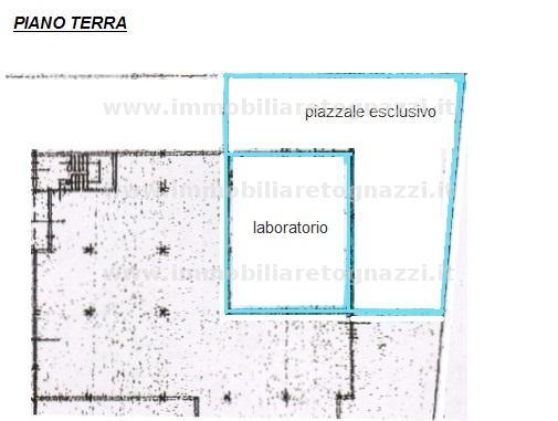 Capannone in affitto a Certaldo, 1 locali, prezzo € 550 | Cambio Casa.it