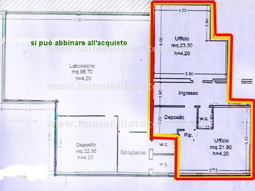 Laboratorio in vendita a Gambassi Terme, 2 locali, prezzo € 115.000 | Cambio Casa.it