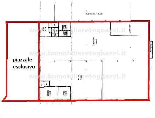 Capannone in vendita a Certaldo, 1 locali, prezzo € 390.000   Cambio Casa.it