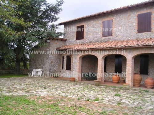 Villa in vendita a Castelnuovo Berardenga, 10 locali, prezzo € 980.000 | CambioCasa.it
