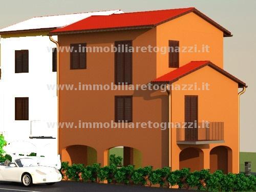 Villa a Schiera in vendita a Certaldo, 4 locali, prezzo € 220.000 | Cambio Casa.it