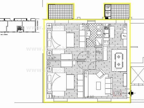 Appartamento in vendita a Certaldo, 4 locali, prezzo € 230.000 | Cambio Casa.it