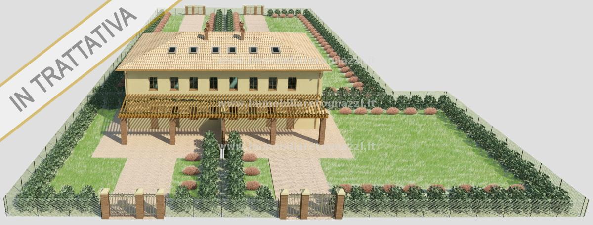Vai alla scheda: Villa a schiera Vendita - Certaldo (FI) - Codice -150425