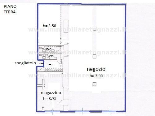 Immobile Commerciale in affitto a Certaldo, 3 locali, prezzo € 2.000 | CambioCasa.it