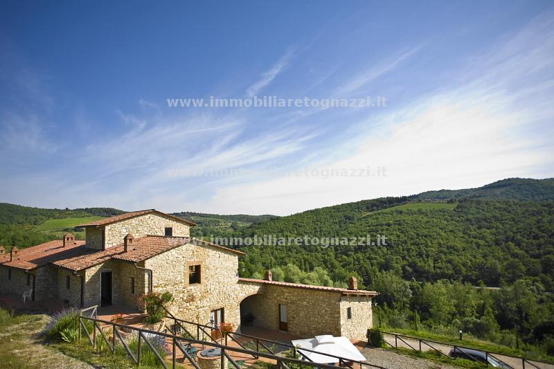 Vai alla scheda: Albergo / Hotel Vendita - Gaiole in Chianti (SI) - Codice -151024
