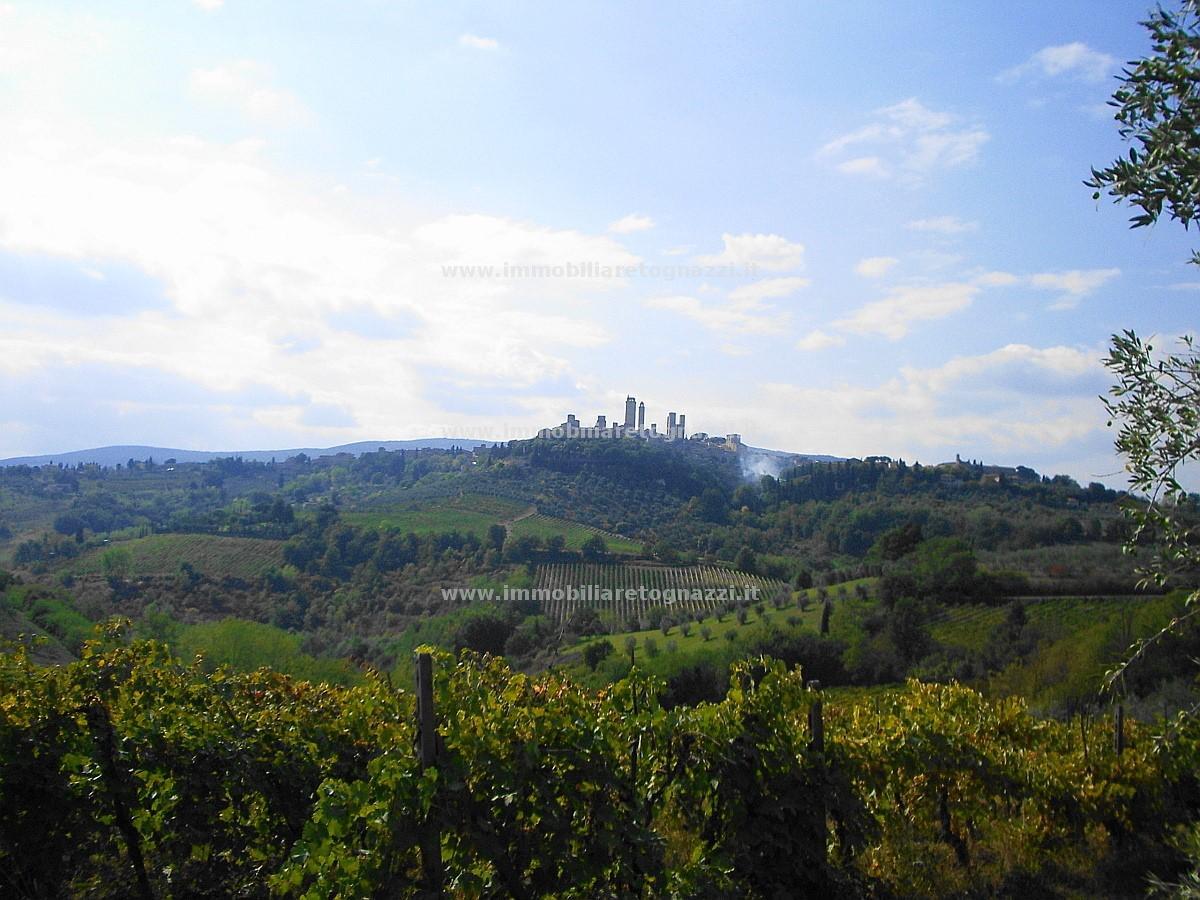 Villa in Vendita a San Gimignano