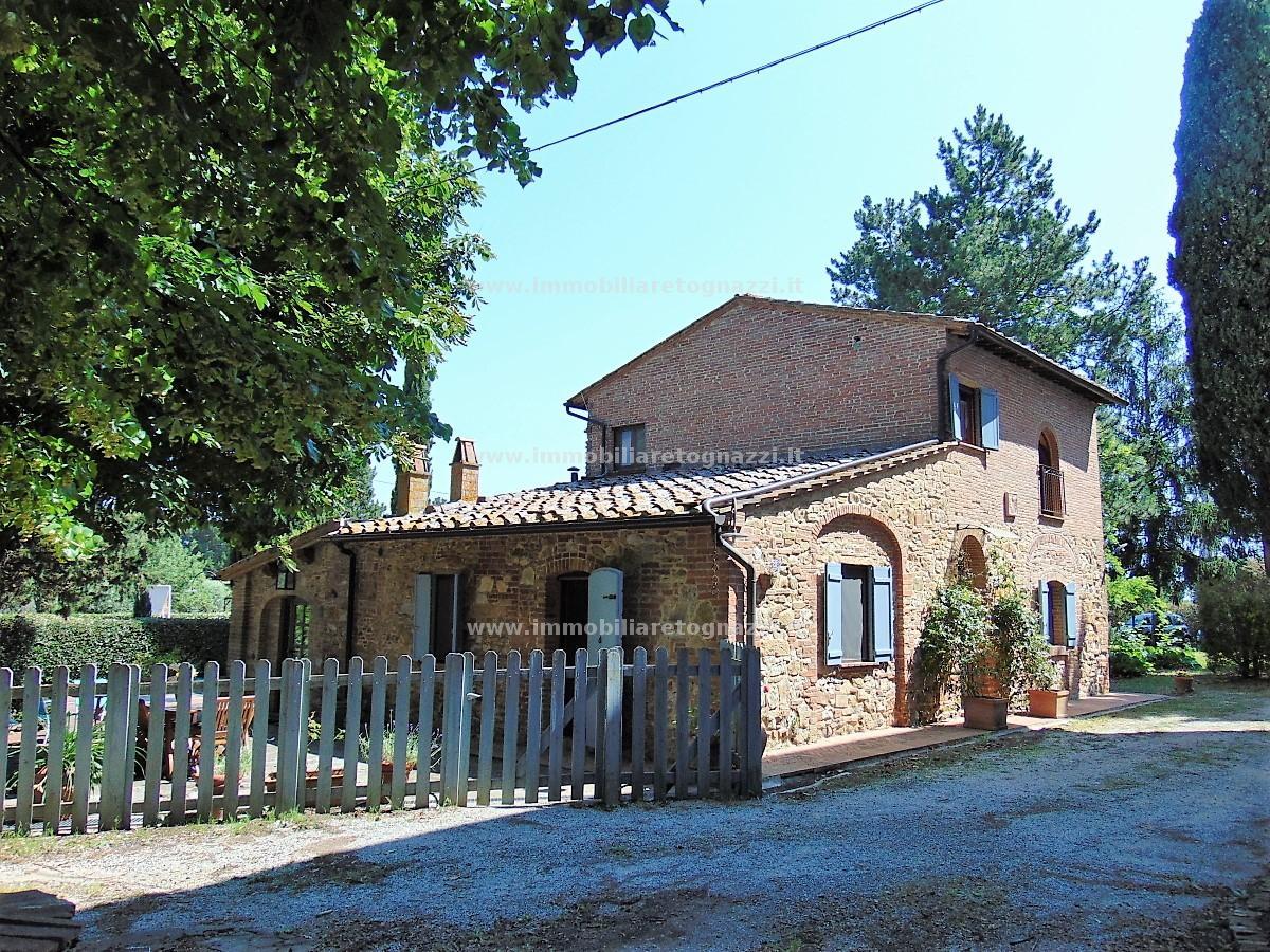 Vai alla scheda: Rustico / Casale / Corte Vendita - Montaione (FI) - Codice -20106