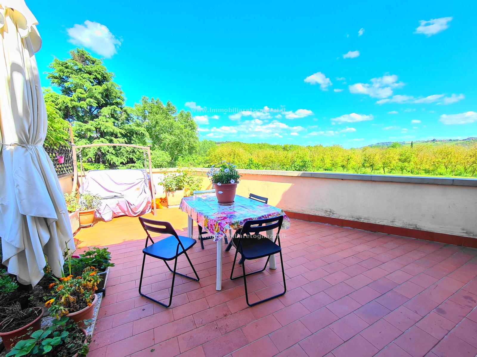 Appartamento in vendita a Certaldo, 3 locali, prezzo € 190.000 | PortaleAgenzieImmobiliari.it