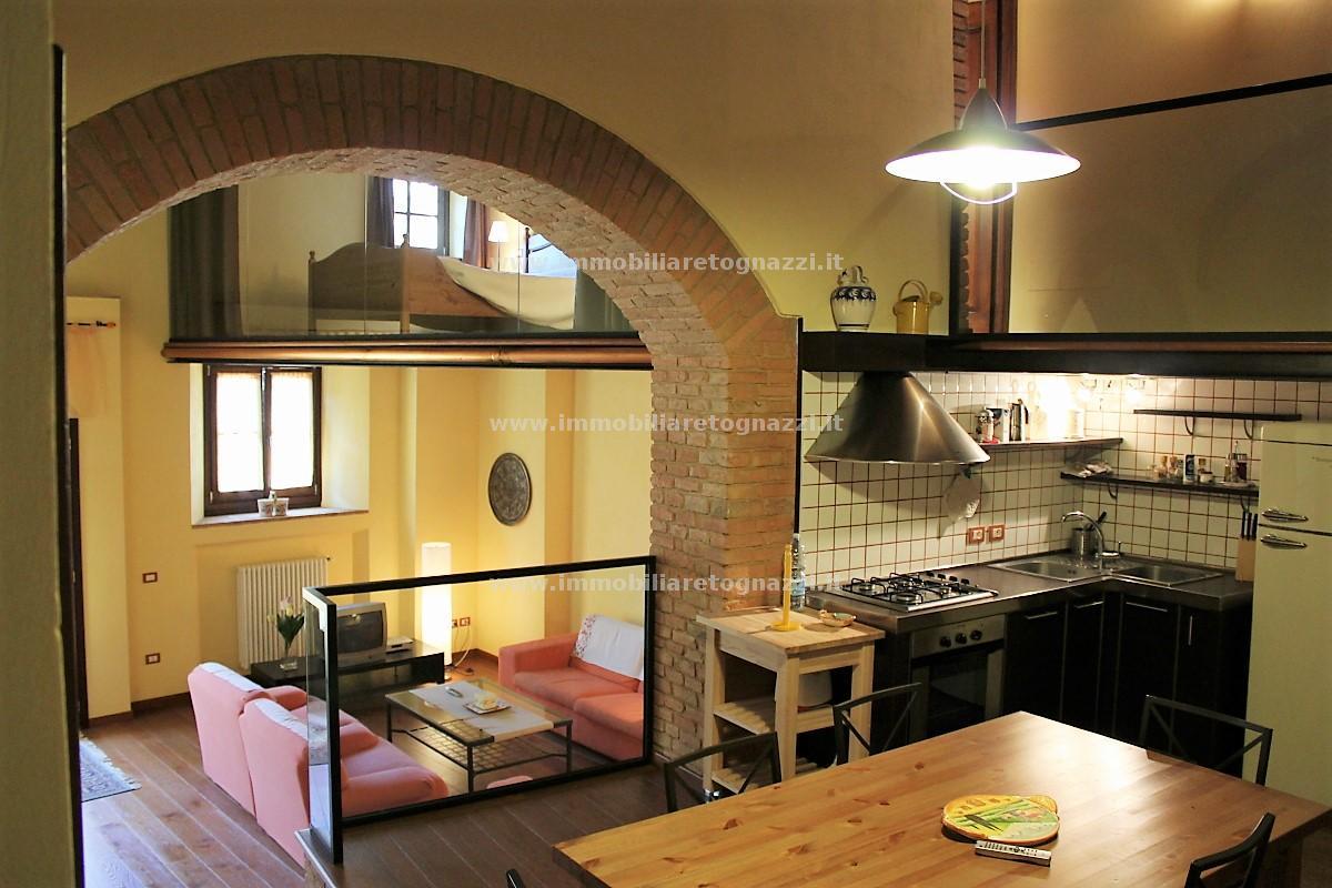 Vai alla scheda: Appartamento Vendita - Certaldo (FI) - Codice 30423