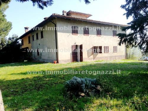 Vai alla scheda: Rustico / Casale / Corte Vendita - Gambassi Terme (FI) - Codice 140429