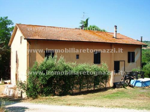 Vai alla scheda: Rustico / Casale / Corte Vendita - Gambassi Terme (FI) - Codice -30924